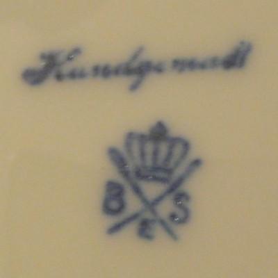 porzellanfabrik bremer schmidt in eisenberg th ringen alle bekannten porzellanmarken. Black Bedroom Furniture Sets. Home Design Ideas