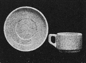 Hintergrund • 19281935 1945 • Kantinengeschirr • DIN
